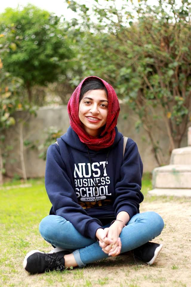 Meet Hiba Jafri – A Girl with a Dream
