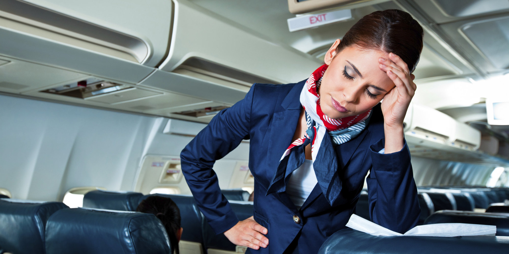 Eight passenger types that flight attendants dislike