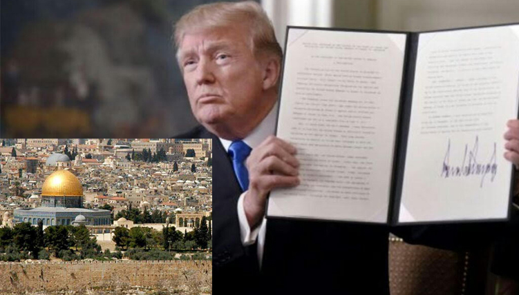 Trump and Jerusalem