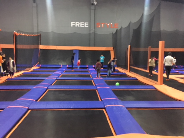 Sky Zone Pakistan