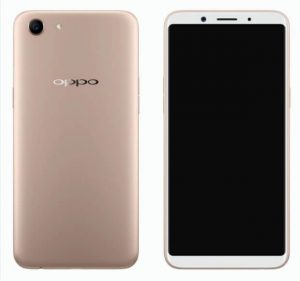 OPPO A83 front back