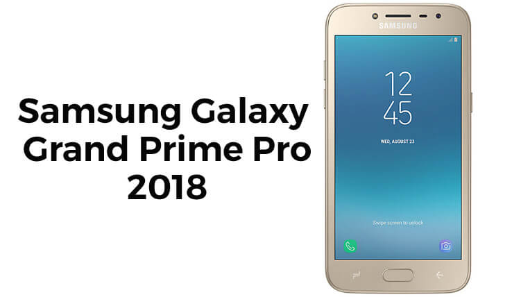 Samsung Galaxy Grand Prime Pro Price and Specs in Pakistan