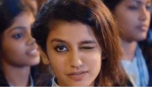 Winking Sensation of India In trouble #PriyaPrakash