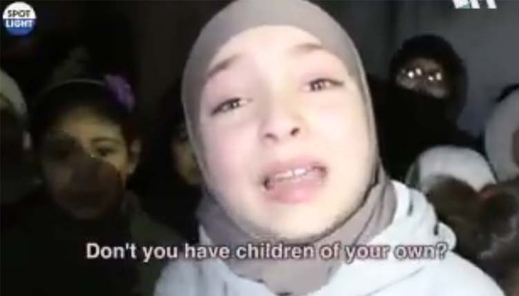 girl from syria