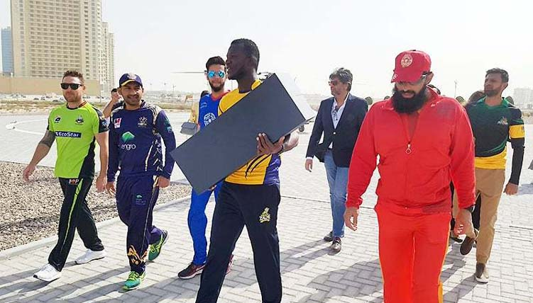 PSL players refused to visit Pakistan