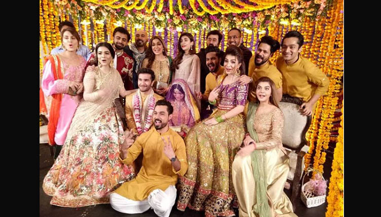 Feroze Khan's Wedding