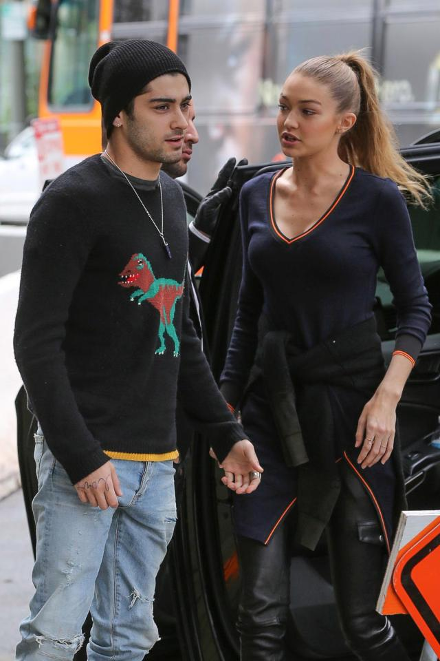 Zayn Malik Gigi Hadid break up