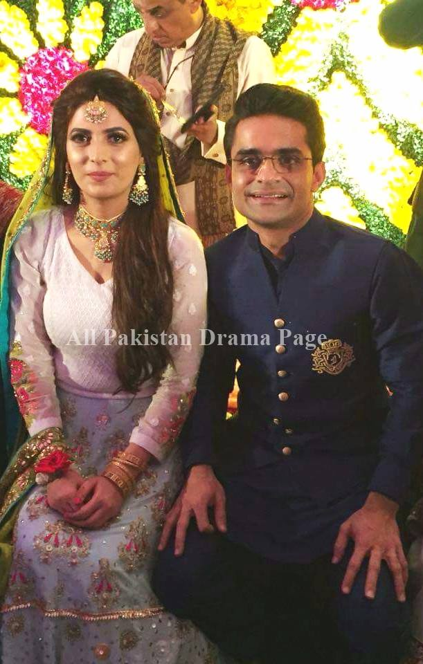 Shahzeb Khanzada Wedding Pictures