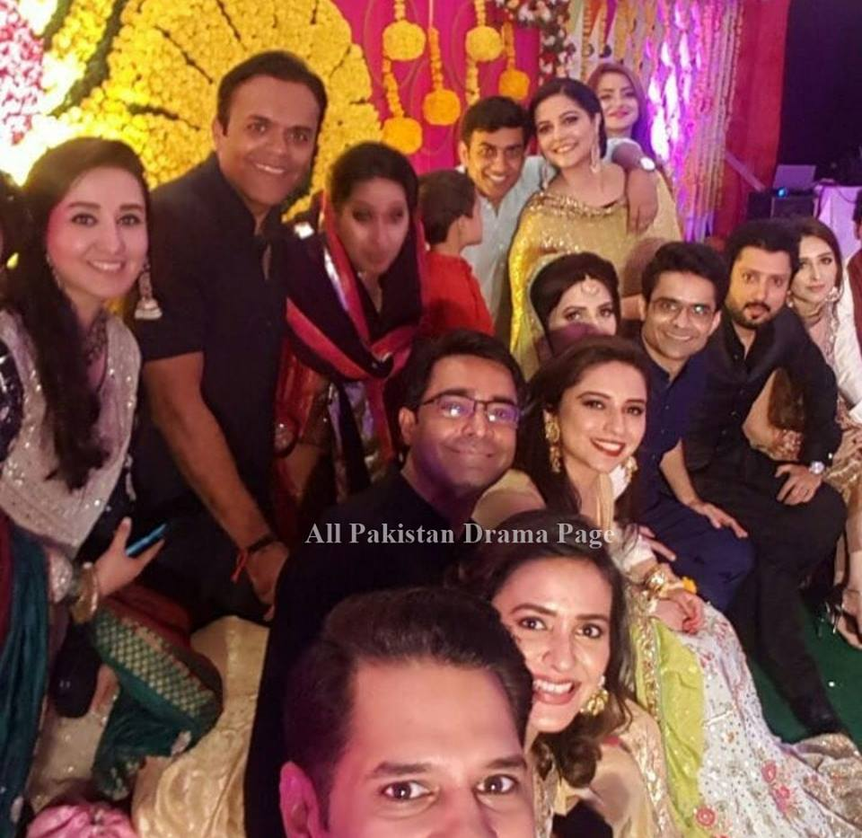 Shahzeb Khanazada Wedding pictures