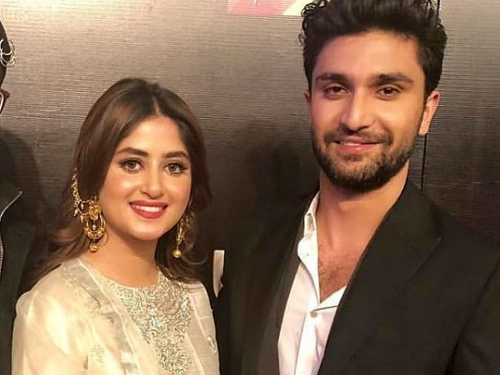 On screen Pakistani couples