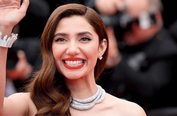 Mahira Khan at Cannes film festival