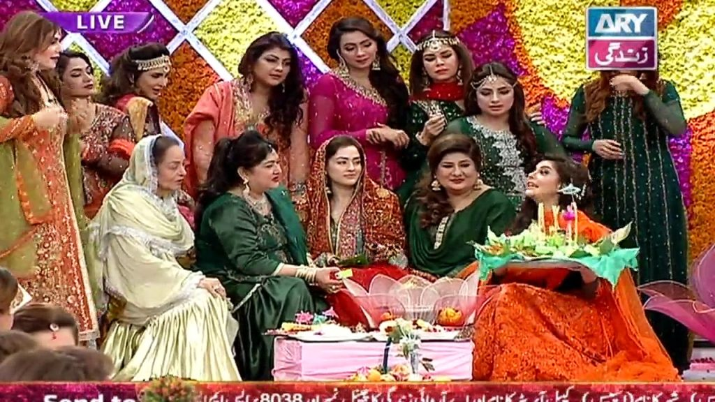 Pakistani Morning Shows