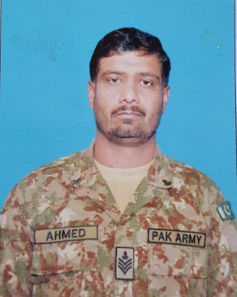 Martyrs of Pakistan Army