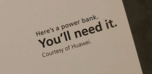 huawei power bank