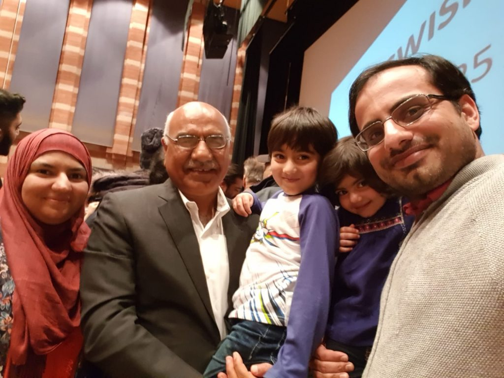 Akhuwat Foundation's Heroes in Stockholm