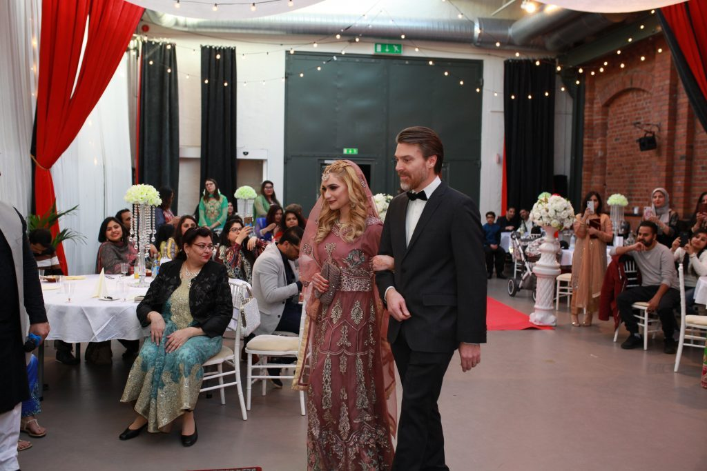 PICS brings cheerful & colorful mock wedding in St