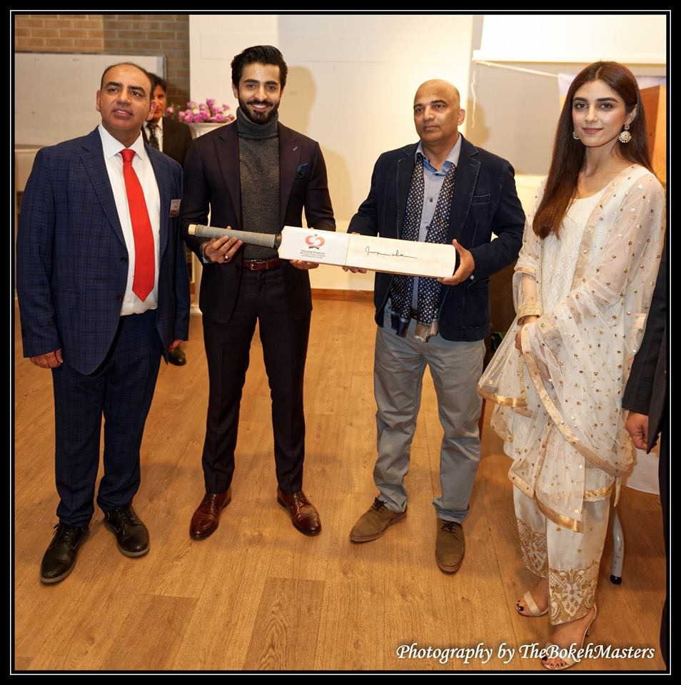 Shaukat Khanum Memorial Cancer Hospital: Fundraising Event in Stockholm, Sweden