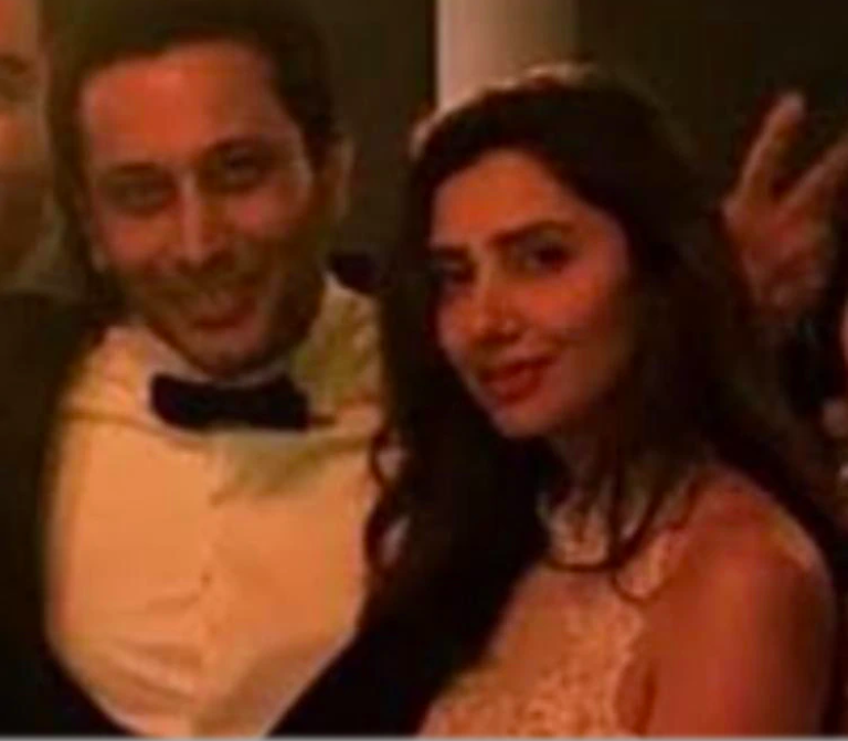 mahira khan engagement
