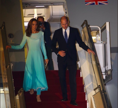 royal couple in Pakistan